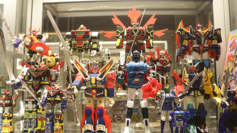 Museum Mainan 198X, Nostalgia Masa Kecil dengan Beragam Mainan Zaman Dulu