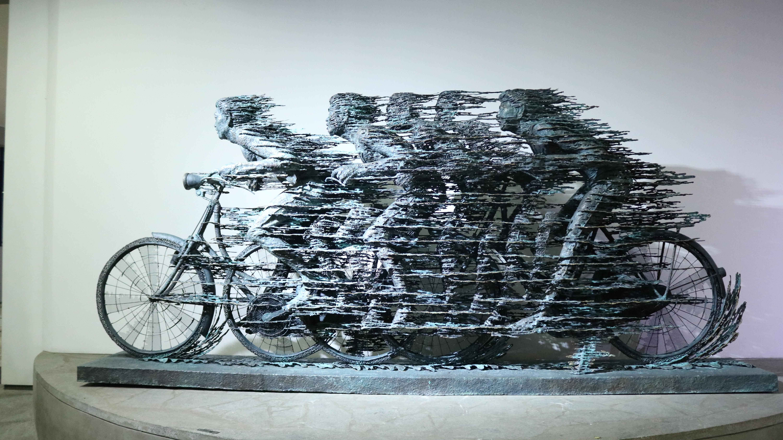 NuArt Sculpture Park, Galeri Karya Seni yang Menjadi Ruang Berekspresi