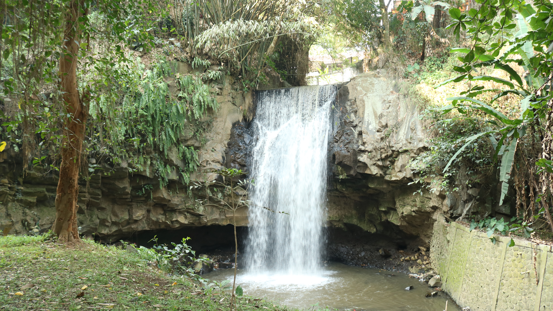 Curug Aleh, Air Terjun Tersembunyi di Perbatasan Kota Bandung