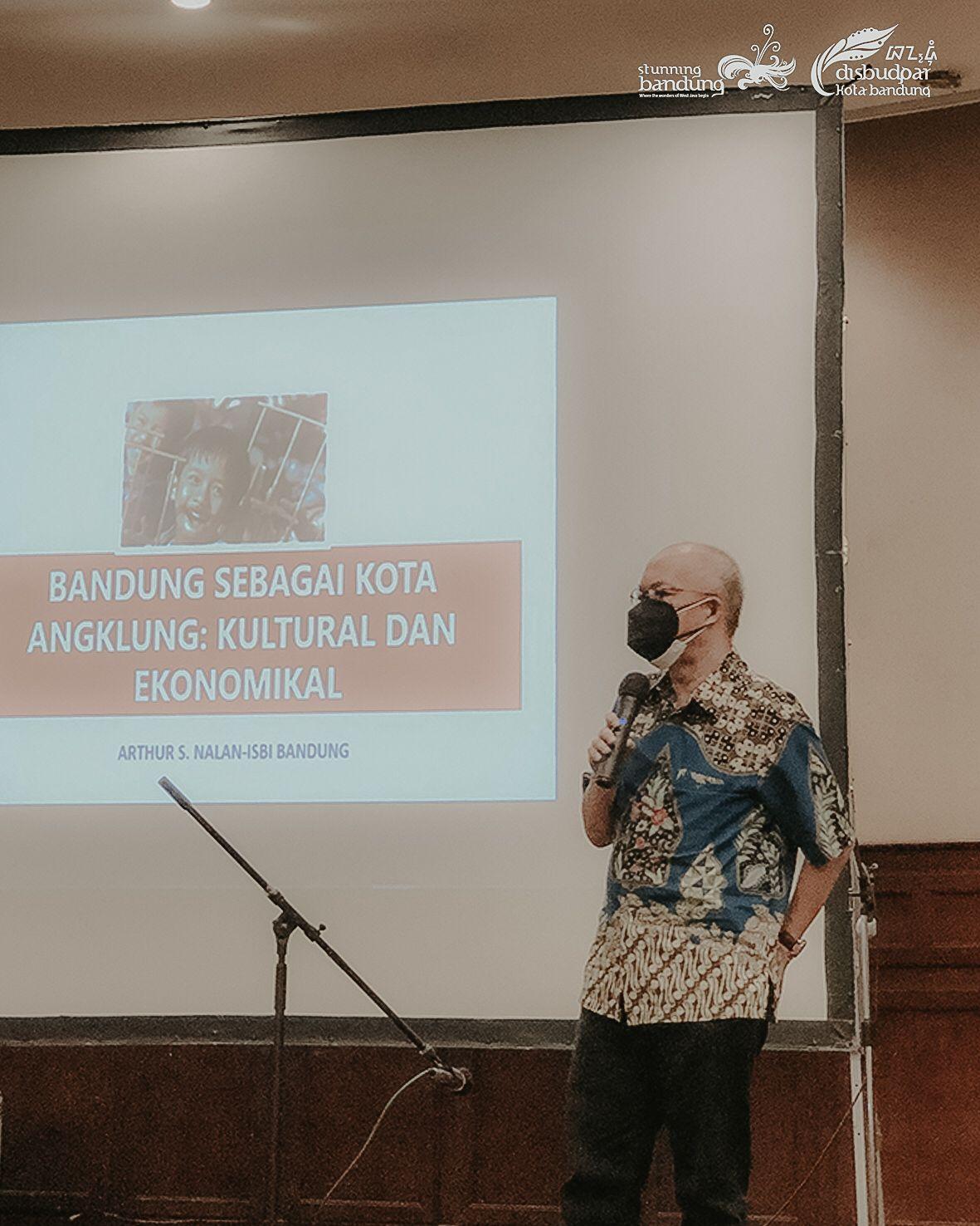Pelatihan dan Workshop Objek Pemajuan Kebudayaan (OPK) Angklung